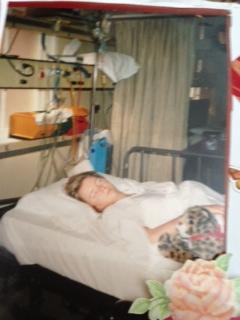 ICU at seventeen.