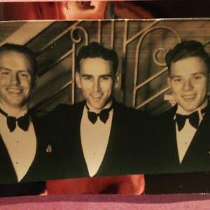Rex, Robert and Clint