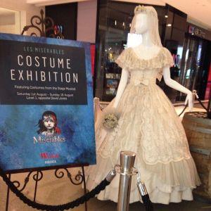 Cossette's Wedding Dress